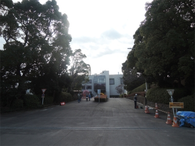 都筑水再生センター