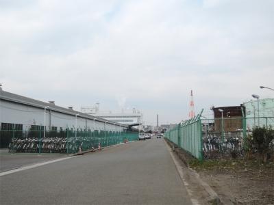 宝町自転車バイク保管所
