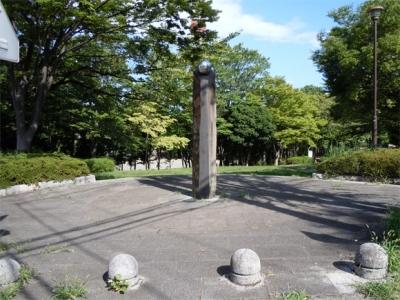 荏田富士塚公園