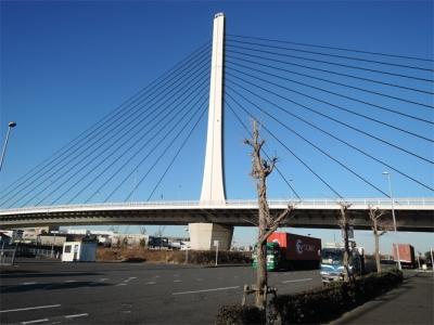 南本牧大橋