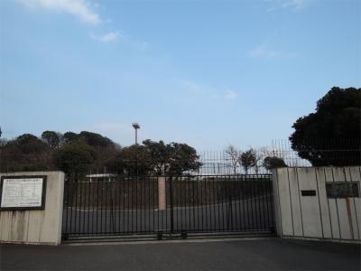 金沢配水池