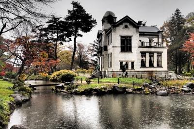 旧池田氏庭園・洋館