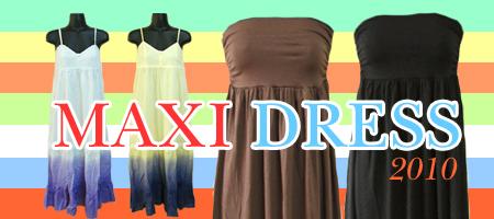 MAXI DRESS 2010