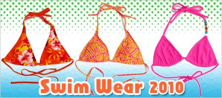 SWIM WEAR 2010