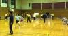 投げ方の練習