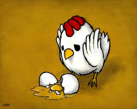 産卵鶏の一生