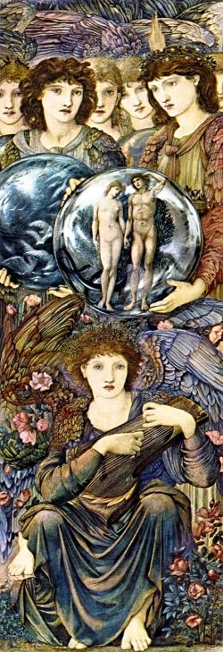 Burne��Jones��TThe Days of Creation:The Sixth Day��