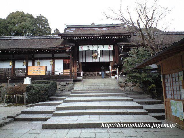 上賀茂神社 | ハルトキツアーに...