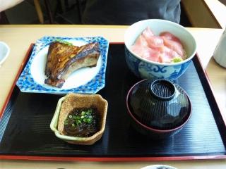寿司実 かまとろ丼定食