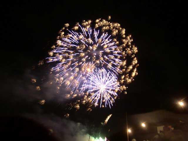 八千代の花火