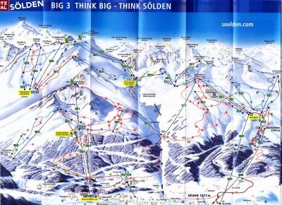 スキーマップ