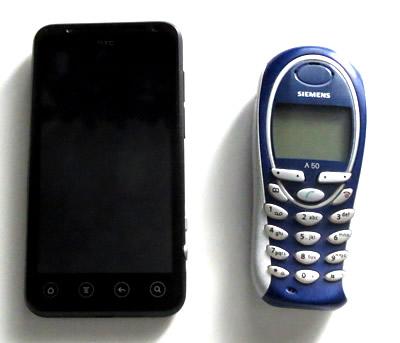 HTC vs SIEMENS