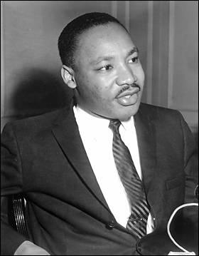 マーティン・ルーサー・キング・...
