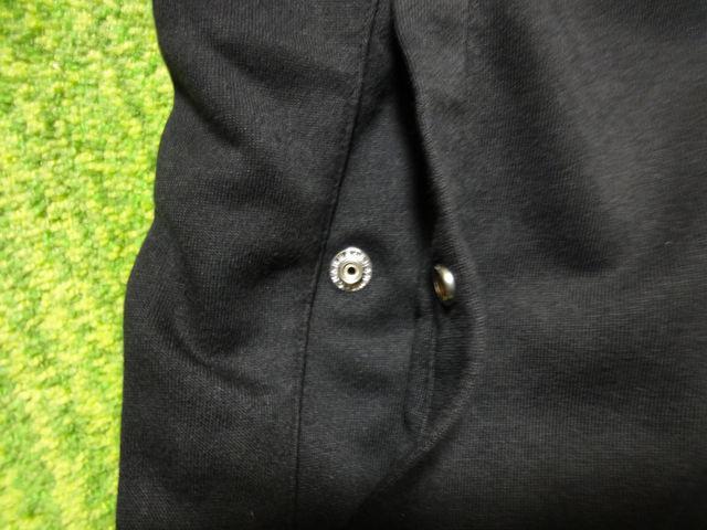 BONERA SW ZIPパーカー BNR-SW002ZT 黒 ポケット.jpg