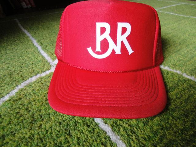 BONERA メッシュキャップ BNR-G028 RED.jpg