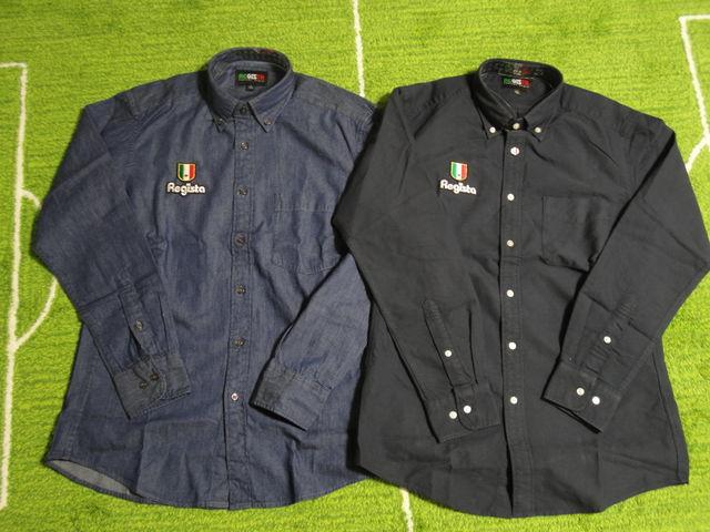 REGISTA ボタンダウンシャツ-1.jpg