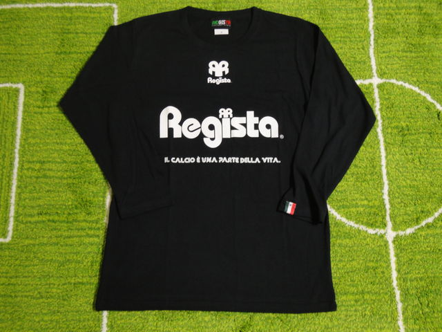 REGISTA ロゴ 七分丈シャツ-9.jpg