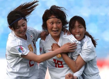 なでしこW杯アジア最終予選オーストラリア戦-1.JPG