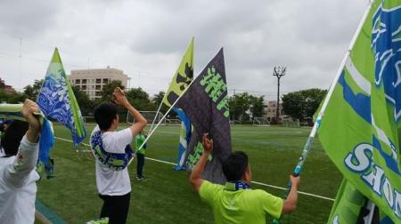 ユース 県リーグホーム横浜FC戦-2.JPG
