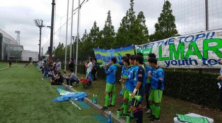 ユース 県リーグホーム横浜FC戦-3.JPG