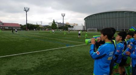 ユース 県リーグホーム横浜FC戦-4.JPG