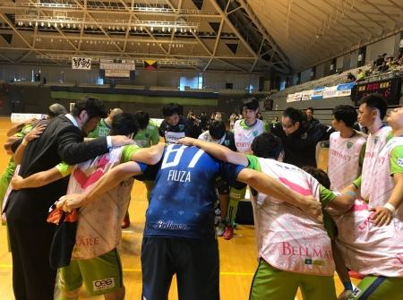 フットサル18-19 ホーム名古屋戦-1.JPG