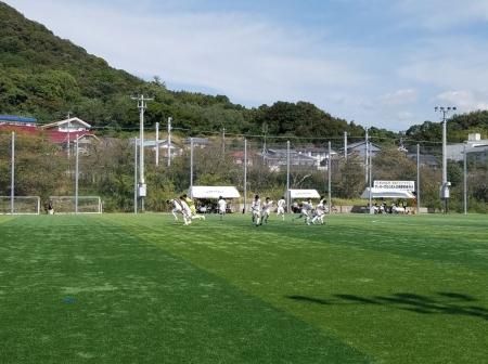 ユース 県リーグホーム法政二高戦-1.JPG