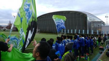 ユース 県リーグホーム横浜創英高戦-1.JPG