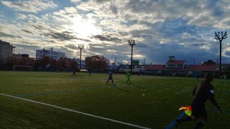 ユース 県リーグホーム横浜創英高戦-4.JPG