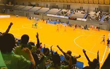 フットサル18-19 ホーム大阪戦-1.JPG