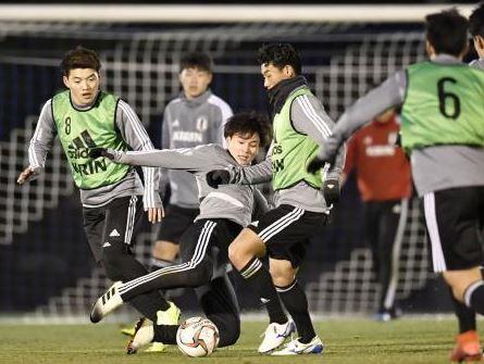 アジア杯2019トルクメニスタン戦-3.JPG