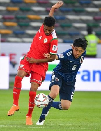アジア杯2019オマーン戦-5.JPG