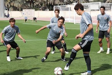 アジアカップ2019ウズベキスタン戦-3.JPG