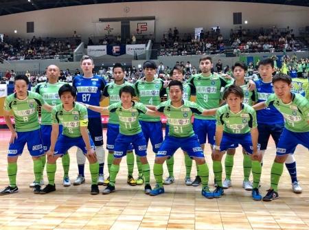 フットサル19-20 駒沢セントラル開幕戦-6.JPG