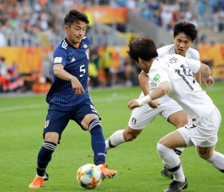 U-20 W杯 韓国戦-3.JPG
