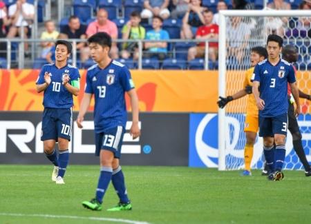 U-20 W杯 韓国戦-4.JPG