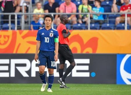 U-20 W杯 韓国戦-5.JPG