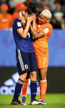 なでしこ2019W杯ベスト16オランダ戦-5.JPG