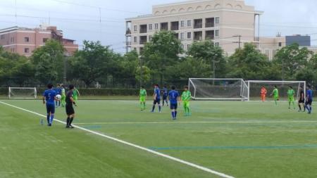 U-18 県リーグホーム横浜創英高戦-1.JPG
