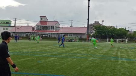 U-18 県リーグホーム横浜創英高戦-2.JPG