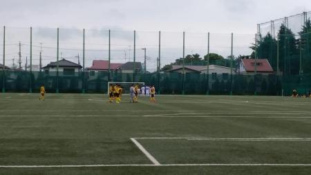 U-18 県リーグ1部 アウェイ東海大相模高戦-1.JPG