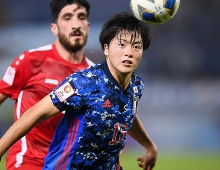 SAMURAI BLUE U-23アジア選手権 シリア戦-1.jpg