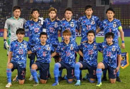 SAMURAI BLUE U-23アジア選手権 シリア戦-2.jpg