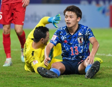 SAMURAI BLUE U-23アジア選手権 シリア戦-5.jpg