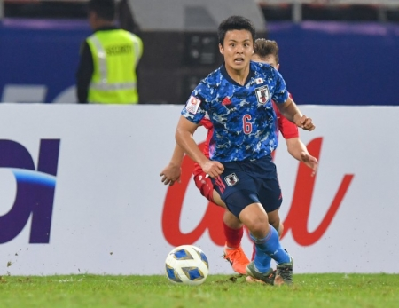 SAMURAI BLUE U-23アジア選手権 シリア戦-6.jpg