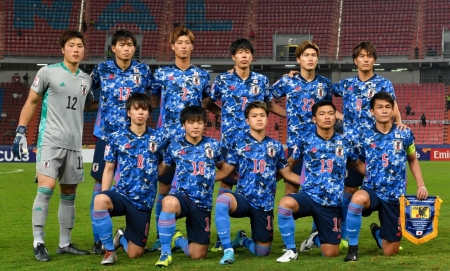 U-23 SAMURAI BLUE アジア選手権 カタール戦-6.jpg