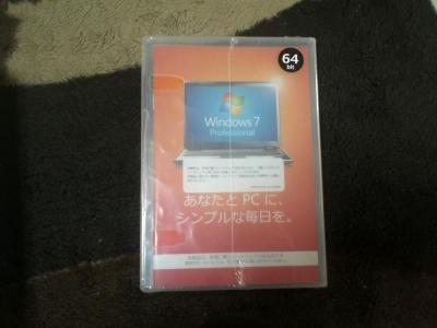 Windows7パッケージ
