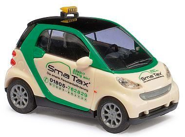 Busch Smart Fortwo 07 Taxi