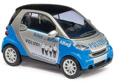 Busch Smart Fortwo 07 Police