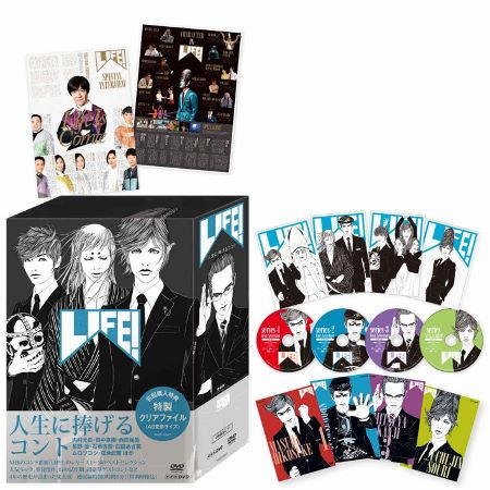 LIFE DVD-BOX